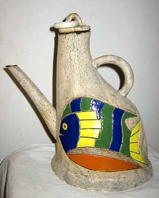 рыбалка чайник